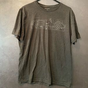 Mens Banana Republic T-Shirt Large